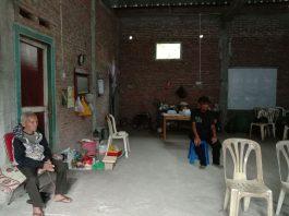 rumah singgah untuk orang-orang terlantar